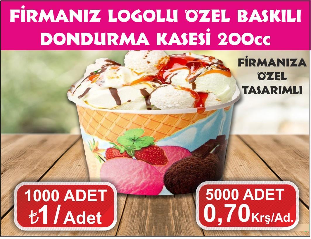 DONDURMA KASESİ 200cc